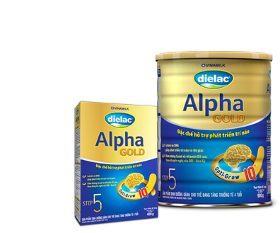 SP Dielac Alpha Gold IQ 1 HT 400g